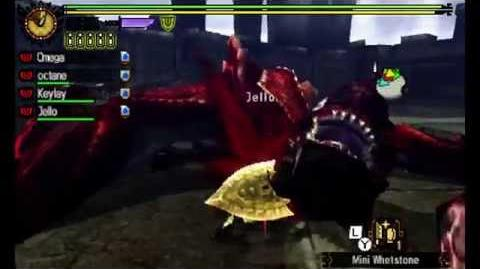 Monster Hunter 4 Ultimate - Online Quests 81 Molten Fury