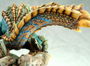 Capcom Figure Builder Creator's Model Zinogre 011