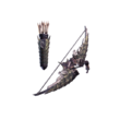 MHW-Bow Render 007