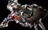 FrontierGen-Hunting Horn Equipment Render 003