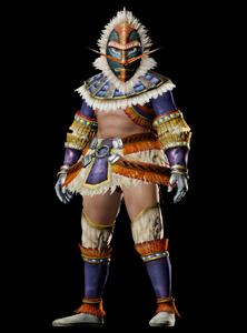 MHO-Blango Armor (Gunner) (Male) Render 001