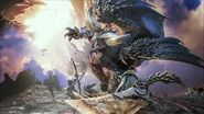 MHW OST Disc 3 Keeper of Hades - Vaal Hazak The Chase