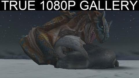 18 - Raging Tigrex 1080p ティガレックス - Monster Hunter Freedom Unite Gallery MHFU