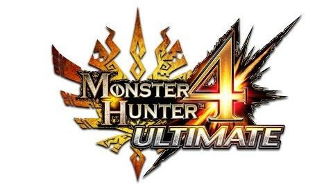 Monster Hunter 4 Ultimate E3 Trailer PEGI