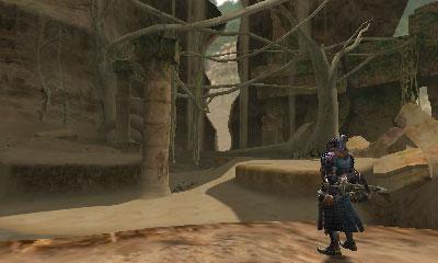 MH4U-Everwood Screenshot 003
