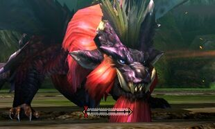 MH4U-Teostra Horns Break 002