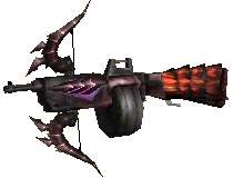 MHGU-Light Bowgun Render 062
