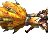 MH3U: Low Rank Blademaster Armor