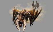 MH4U-Diablos Render 001