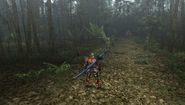 MHFU-Old Jungle Screenshot 010