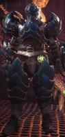 Dodogama α Armor (MHW)