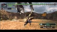 Monster Hunter Freedom 62 - Rare Rathalos & Rathian, this quest is NUTS!
