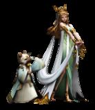 FrontierGen-Diva and Tottsui Render 001