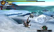 MH4U-Lagombi Screenshot 004
