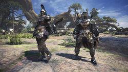 MHW-Kushala Daora Gamma Armor Screenshot 001