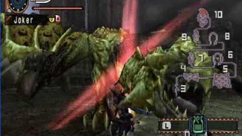 MHF2 - Team Fatalis Joker's Gold Rathian Solo