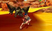 MHST-Black Diablos and Pink Rathian Screenshot 001