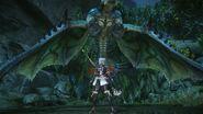 MHO-Azure Rathalos Screenshot 025