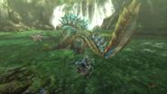 MHP3-Zinogre Screenshot 023
