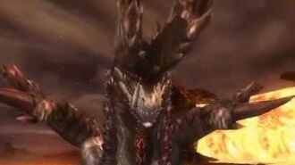 Monster Hunter 3 (Tri) G - Rise from Darkness (Alatreon intro)