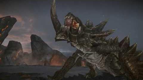 Monster Hunter Online Long Sword - Akantor 霸龙 (G2 8*)