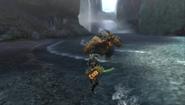 MHP3-Arzuros Screenshot 006