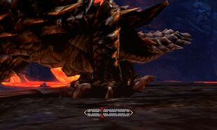 MH4U-Akantor Right Claw Break 001