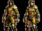 MHGU: Low Rank Blademaster Armor