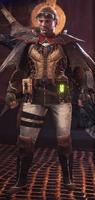 Barnos Jacket α (MHW)