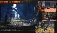 MH4-3D Arena Screenshot 002