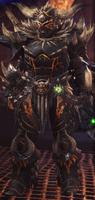 Nergigante α Armor (MHW)