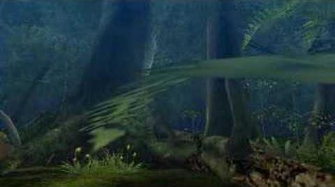 Monster Hunter Portable 2 G Jungle Night Intro