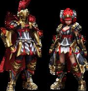 FrontierGen-Magushia Armor (Blademaster) Render 2