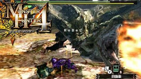 Monster Hunter 4 Nubcakes 12 - Rathian English commentary online gameplay
