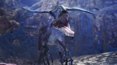 Monster Hunter World Tzitzi-Ya-Ku Boss Fight 9 (Solo Long Sword)