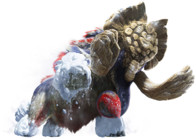 MHGen-Gammoth Render 001