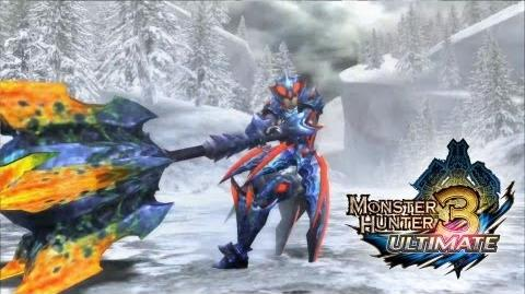 Monster Hunter 3 Ultimate - Battle Trailer