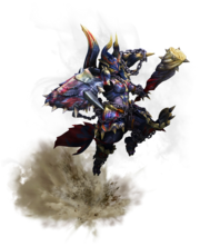 MHXX-Sword and Shield Equipment Render 003