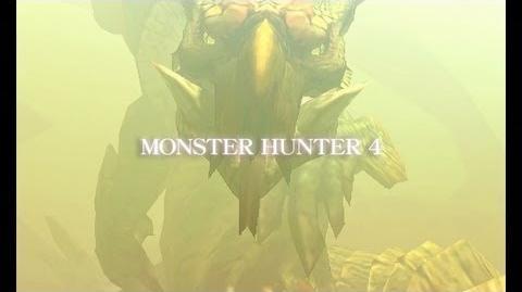 N3DS『モンスターハンター4』 プロモーション映像3