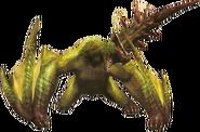 Nargacuga Subspecies Render