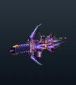 MH4U-Relic Light Bowgun 002 Render 005
