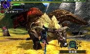 MHGen-Savage Deviljho and Furious Rajang Screenshot 001