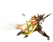 MH4-Charge Blade Equipment Render 002