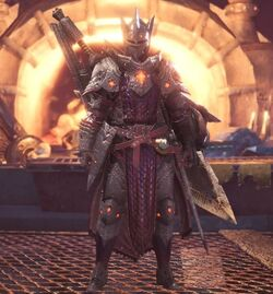MHW-Zorah Armor Male (Alpha) 001