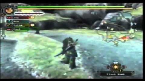 (Stream) Monster Hunter Tri - Rathalos Frigth