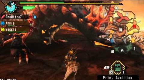 22° guia monster hunter portable 3 agnaktor (español-latino)