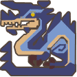 MH3U-Great Baggi Icon