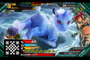MHSP-Kirin Juvenile Monster Card 001