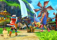 MHST-Hakum Village Screenshot 001