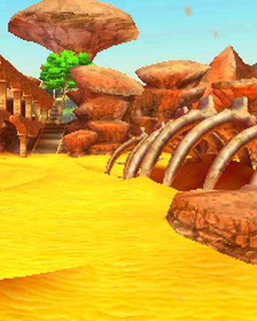 Trese Desert Monster Hunter Wiki Fandom